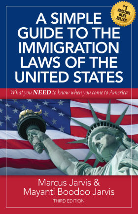Buy USA Immigration law book in English
