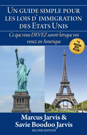 Buy USA Immigration law book in French