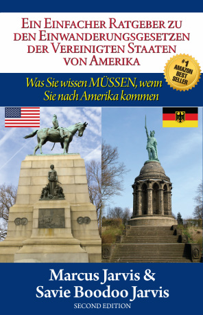 Buy USA Immigration law books in German