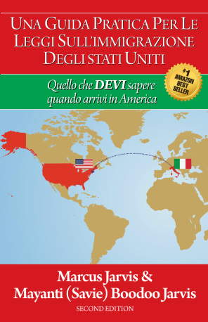 Buy USA Immigration law books in Italian