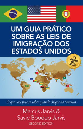 Buy USA Immigration law books in Portuguese
