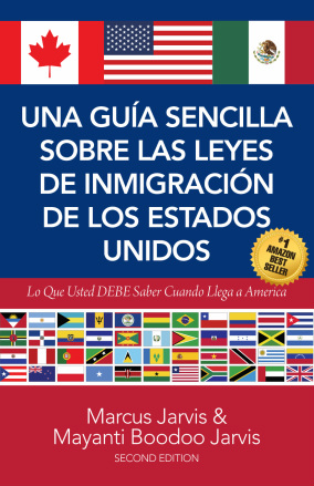 Buy USA Immigration law books in Spanish